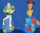 Buzz & Woody Bubble Bath Decanter 2 Pk - 1