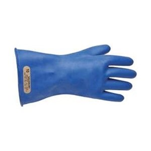 Electrical Gloves, Size 10.5, Blue, Pair