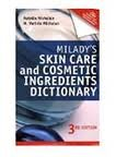 img - for Milady's Skin Care and Cosmetic Ingredients Dictionary 3th (third) edition book / textbook / text book