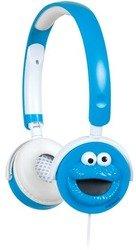 Dreamgear - Sesame Street (cookie monster) headphones
