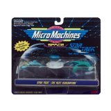 Micro Machines Star Trek: The Next Generation Collection #3 - 1