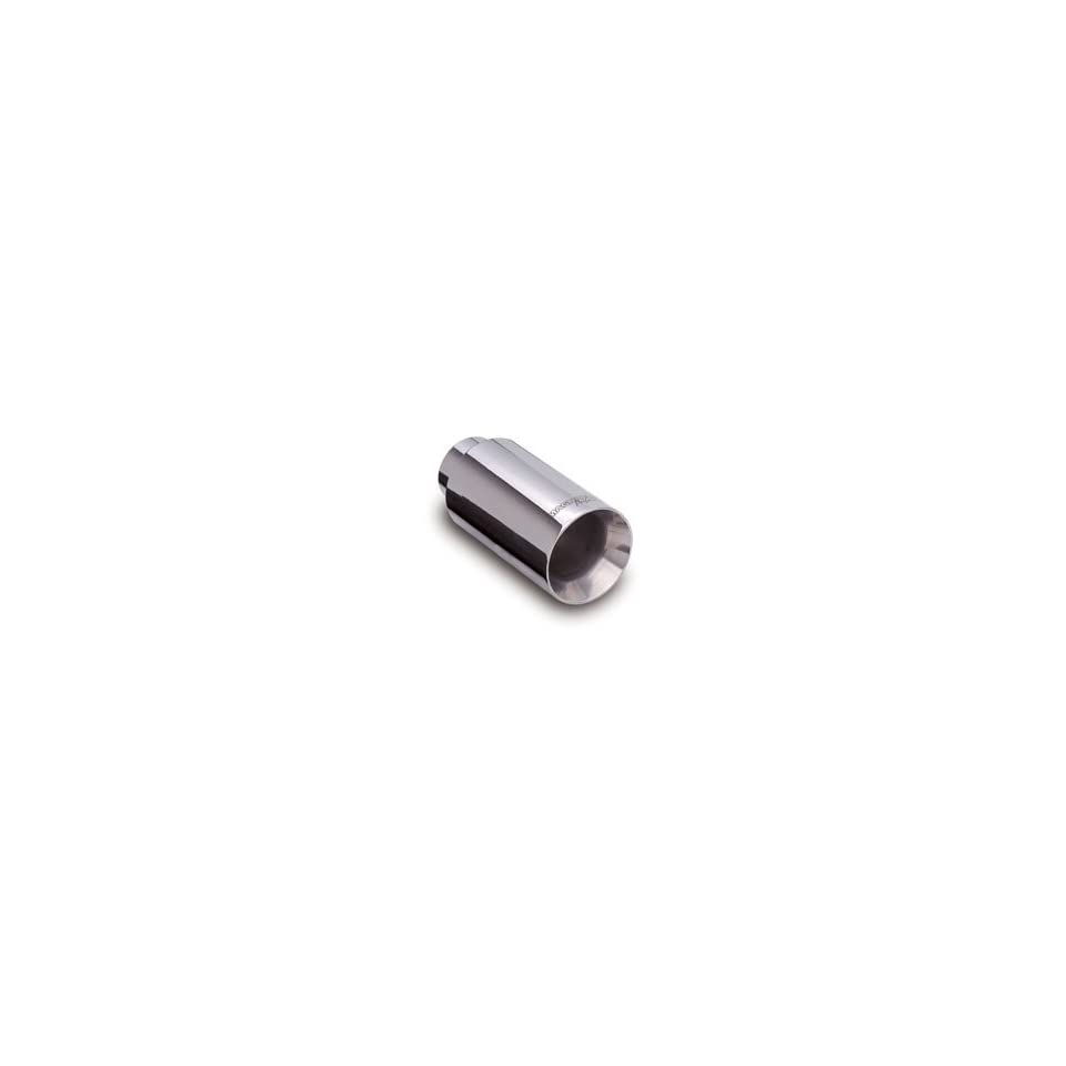 """2.5/"""" Inlet Dia. Magnaflow 35136 Stainless Steel Weld-On Single Exhaust Tip"""