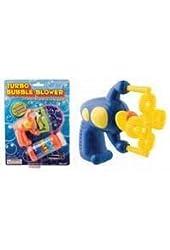Toysmith Many Bubbles Mini Ray Gun (Colors may vary)