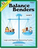 Quality value Balance Benders Gr 8-12 By Critical Thinking Press