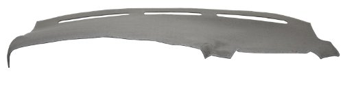 DashMat Original Dashboard Cover Jeep Compass (Premium Carpet, Smoke)