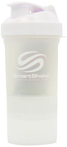 Smart Shake Shaker Cup, Pure White