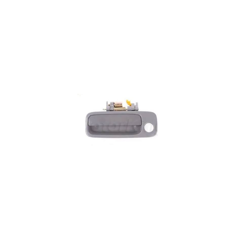 #B493 97 01 Motorking Toyota Camry Non Painted Replacement Driver Side Outside Door Handle 97 98 99 00 01