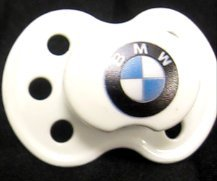 Bmw Pacifier Baby Products Pacifiers