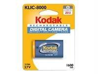 Kodak ¿8324154 KLIC-8000 Li-Ion Rechargeable Digital Camera Battery