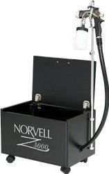 Norvell Z3000 Sunless Tanning HVLP Salon Machine