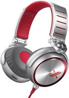 Sony X Headphones (Red)