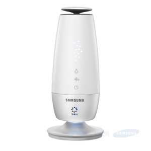 SAMSUNG SA-C600B Virus Doctor Air Purifier Cleaner (white color)