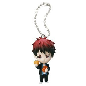 "Bandai The Basketball Which Kuroko Plays *Off Shot Edition* Strap Figure ~1.5"" - Kagami Taiga - 1"