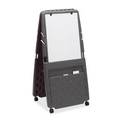 Iceberg Enterprises Presentation Easel,w/Dry-erase Surface,33