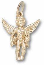 Archery Angel Charm - 14KT Gold Jewelry