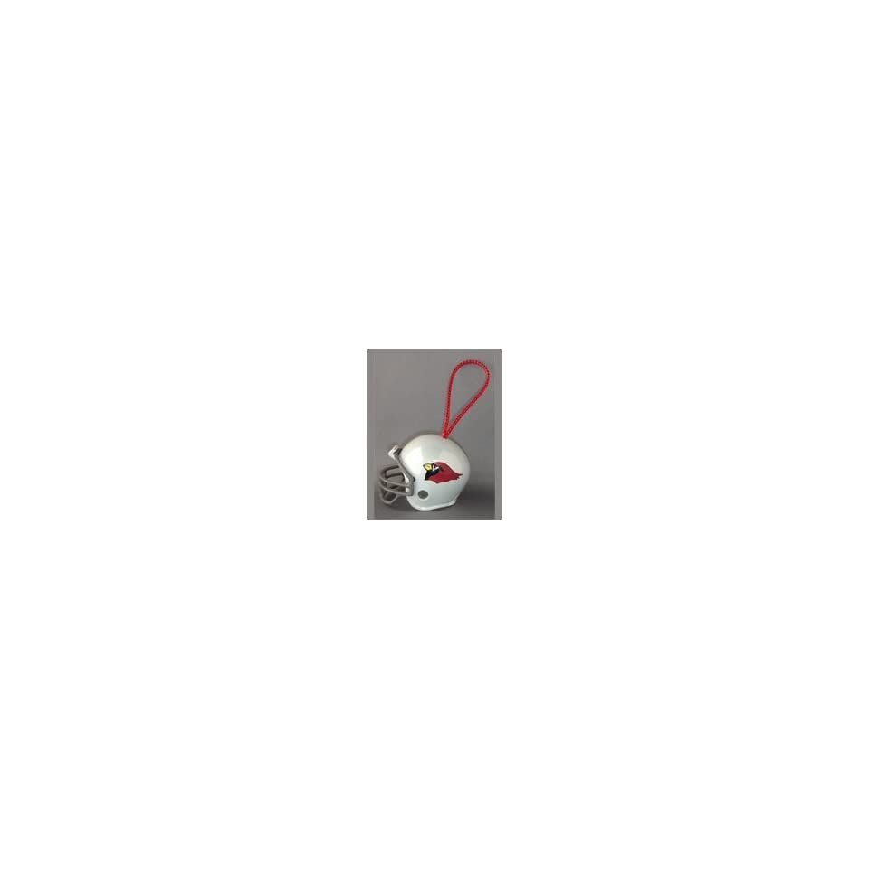 Official NFL National Football League Licensed Team Helmet Christmas Tree Ornaments   Arizona Cardinals