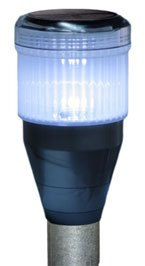 LakeLite Solar Dock Post Light (2 Pack)