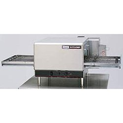 "Lincoln 1302 Impinger Countertop, 50""L With Extended Conveyor And End Stop"