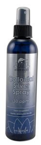 Wellements Colloidal Silver Spray 8 Oz Personal Care
