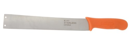 Zenport K141 Row Crop Harvest Knife With 11-Inch Heavy Duty Stainless Steel Blade, Box Of 12