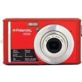 21qNYkUB3ML Polaroid 16.1MP Digital Still Cameras with 2.4 TFT (IS326 RED) Reviews