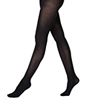Autograph Opaque Plain Tights with Cashmere