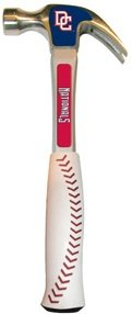 Washington Nationals Pro-Grip Hammer Made Of Stainless Steel Painted In Team Colors at Amazon.com