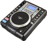 Pyle-Pro PDCDTP620M Digital DJ/CD/CD-R/MP3 Media Player & Controller (Turntable With Rca Output compare prices)
