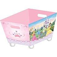 Disney Princess Fabric Rolling Toy Box