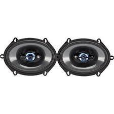 "Sony Xs-R5744 5"" X 7"" 4-Way Coaxial Speakers"