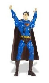 SUPERMAN RETURNS FLYING ATTACK SUPERMAN Figure