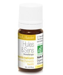 Huiles & Sens - German chamomile essential oil (organic) - 2 ml by Huiles & Sens