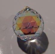 30mm AB Crystal Ball Prisms #701AB-30