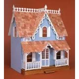Greenleaf Dollhouse Kit, Arthur