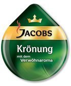 Jacobs Kronung Coffee T-Disc 64 Count