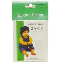 """MCS Magnetic 2-1/2"""" x 3-1/2"""" Acrylic Picture Frame."""