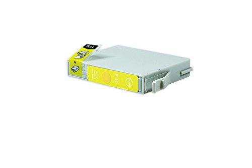 Alternativ zu Epson C13T04444010 / T0444 Tinte Yellow für Epson Stylus C 66