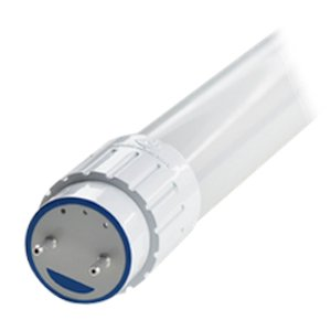Green Creative 40784 - 17.5T8G4/4F/830/Byp Led Straight Tube Light Bulb For Replacing Fluorescents