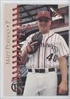 Matt Perisho (Baseball Card) 1998 Oklahoma Redhawks Multi-Ad #23 by Oklahoma Redhawks Multi-Ad