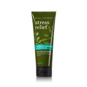 Bath & Bodyworks バス&ボディワークス Body Creamクリーム ストレスリリーフユーカリスペアミント Stress Relief Eucalyptus Spearmint