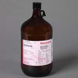 Toluene, ACS/HPLC, PVC-Coated Bottle, 4-liter, Case of 4