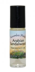 Kuumba Made Arabian Sandalwood Fragrance Oil 1/8 Ounce