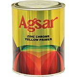 Agsar Zinc Chrome Yellow Metal Primer (500 ml)