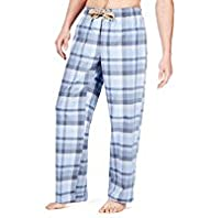 North Coast Pure Cotton Checked Pyjama Bottoms