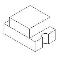 Standard Leds - Smd 0805 Smd Ylw Cl (1 Piece)