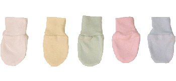 Under the Nile Organic Baby Mittens