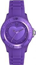 Ice-Watch Ice-Love Lavender Small Women's Silicone Watch LO.LR.S.S