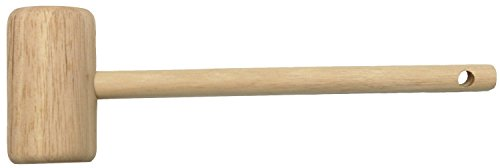 Fox Run Crab Mallet, Wooden