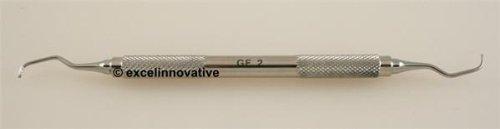 Goldman Fox Curette Gf2, Double Ended, Dental Instruments