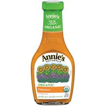 Annie's Naturals Dressing, Og, French, 8-Ounce (Pack of 6) ( Value Bulk Multi-pack)